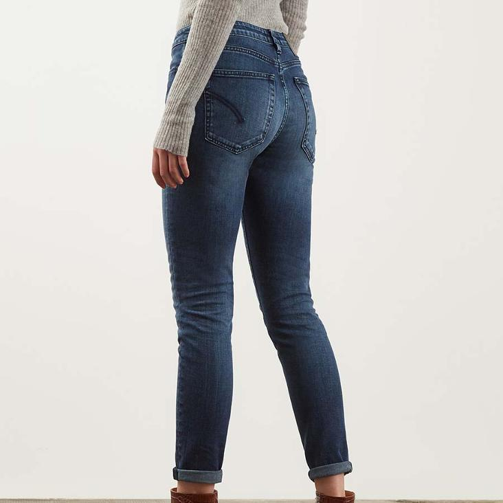 Jeans Slim Fit Iris denim - 0